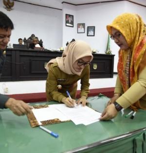 DPRD Setujui Ranperda Pertanggungjawaban APBD Luwu Utara 2018